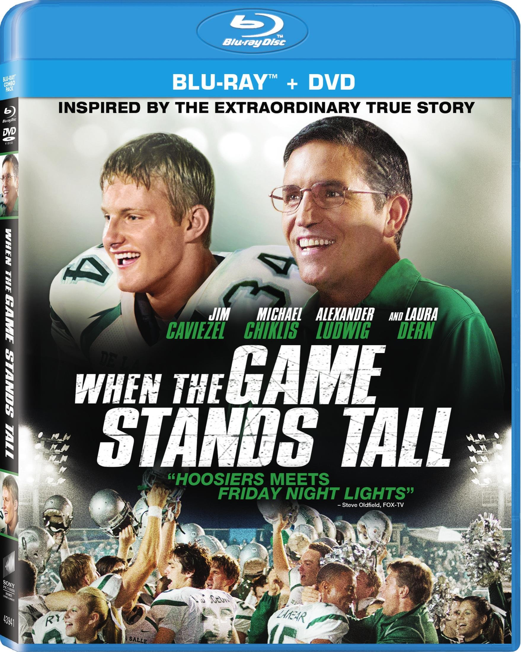 When The Game Stands Tall Blu-ray Review