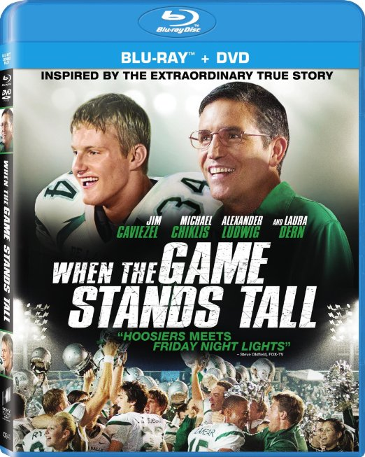 When the Game Stands Tall (Blu-ray + DVD + Digital HD)