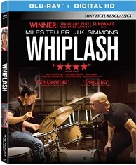 Whiplash (Blu-ray + DVD + Digital HD)