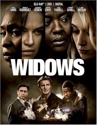 widows (Blu-ray + DVD + Digital HD)