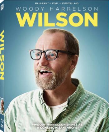 WILSON Blu-ray