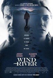 Wind River (Blu-ray + DVD + Digital HD)
