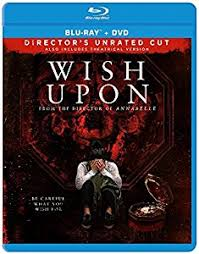 wISH uPON (Blu-ray + DVD + Digital HD)