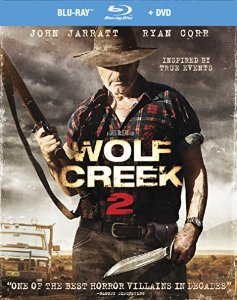 Wolf Creek 2 (Blu-ray + DVD + Digital HD UltraViolet Combo Pack)