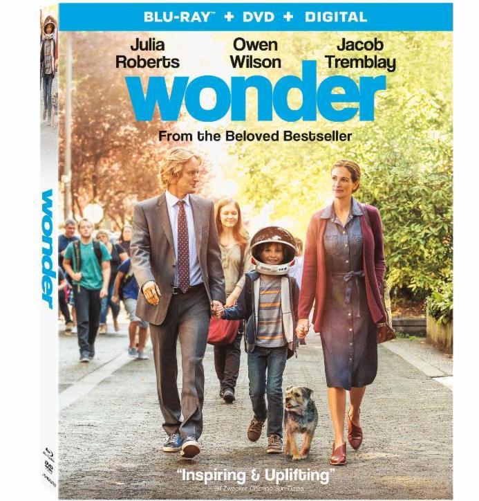 WONDER Blu-ray