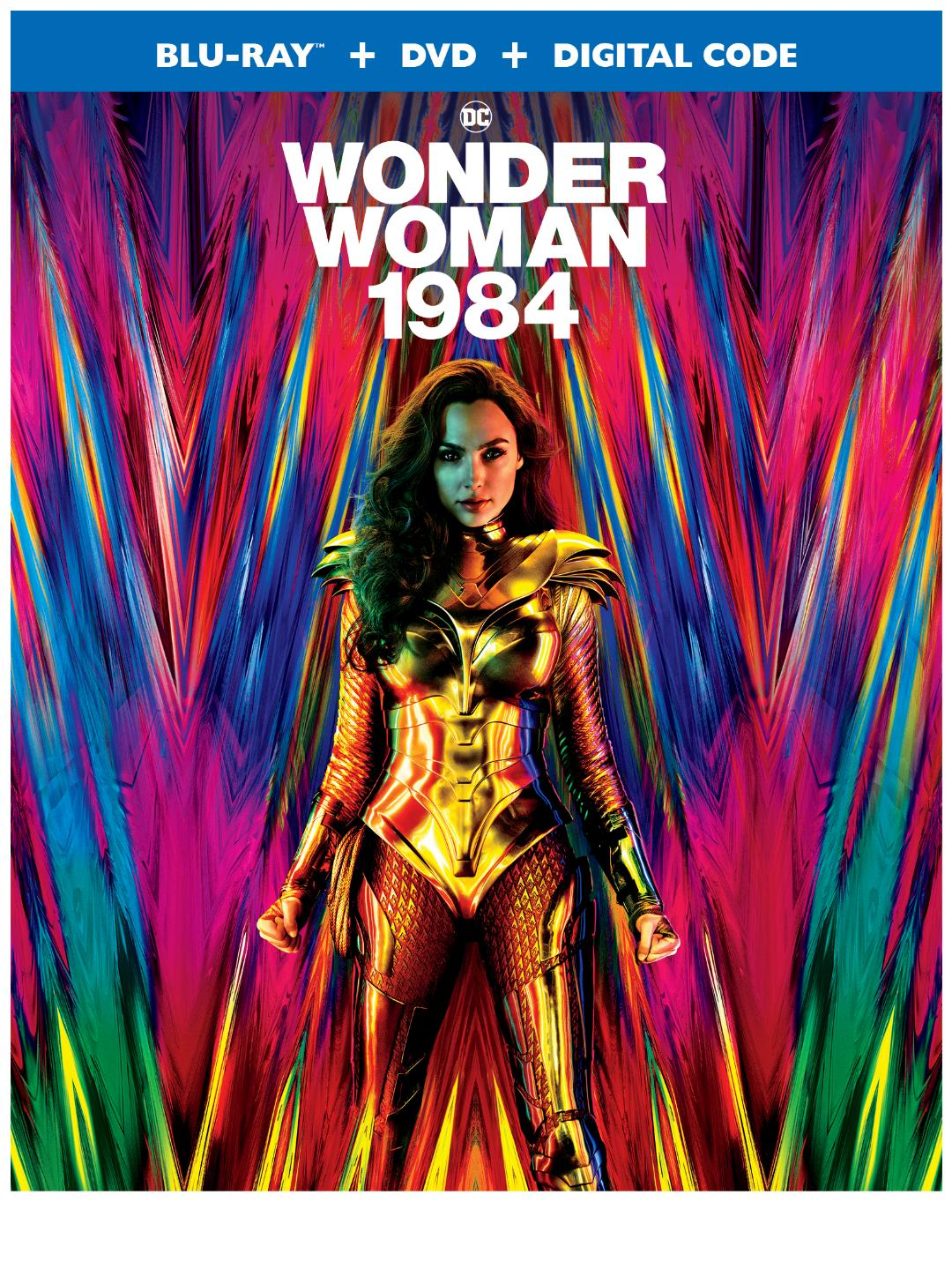 Wonder Woman 1984 Blu-ray Review