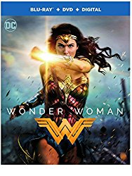 Wonder Woman Blu-ray