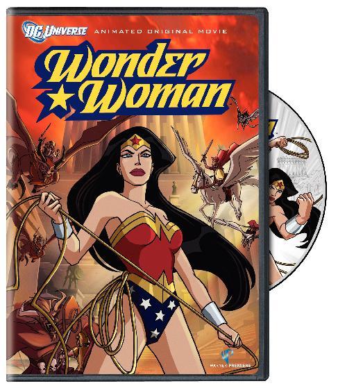 Чудо-Женщина / Wonder Woman ( 2009 ) HDRip