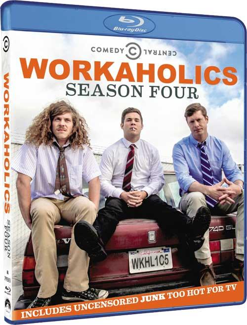 Workaholics Season 4 Blu-ray Review