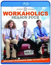 Workaholic Season 4 (Blu-ray + DVD + Digital HD with UltraViolet)