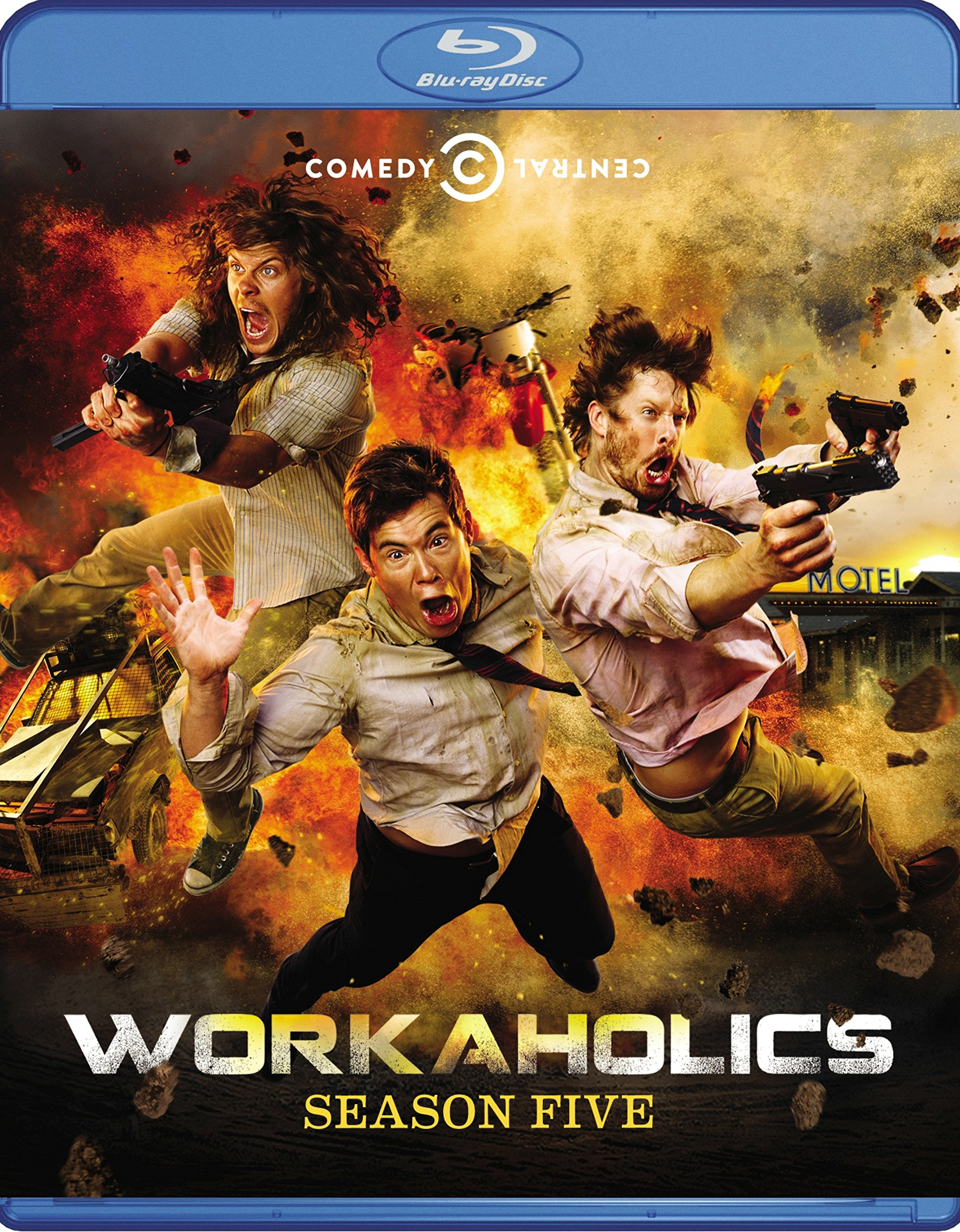 Workaholics Season 5  Blu-ray Review
