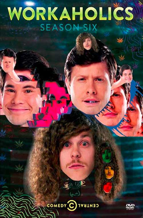 Workaholics Season 6  Blu-ray Review