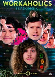 Workaholics Season 6  Blu-ray