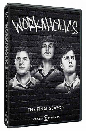 WORKAHOLICS: THE FINAL SEASON DVD