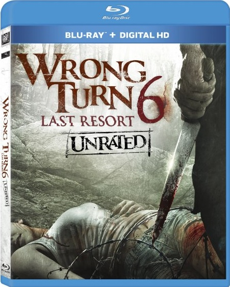 Wrong Turn 6 (Blu-ray + DVD + Digital HD)