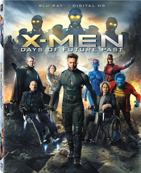X-Men: Days of Future Past (Blu-ray + DVD + Digital HD)