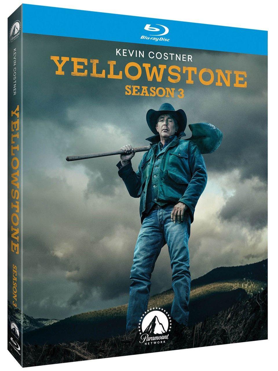 Yellowstone  Season 2 Blu-ray Review