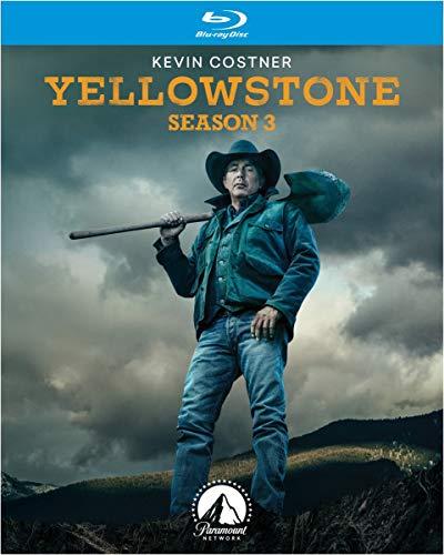 YELLOWSTONE SEASON 3(Blu-ray + DVD + Digital HD)