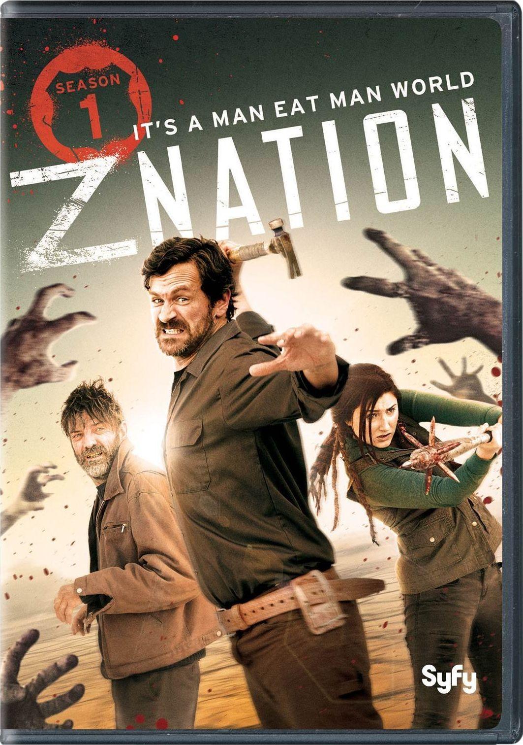Z Nation Season One DVD Review