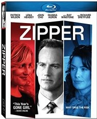 Zipper Blu-ray Cover