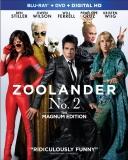 Zoolander 2 Blu-ray Cover