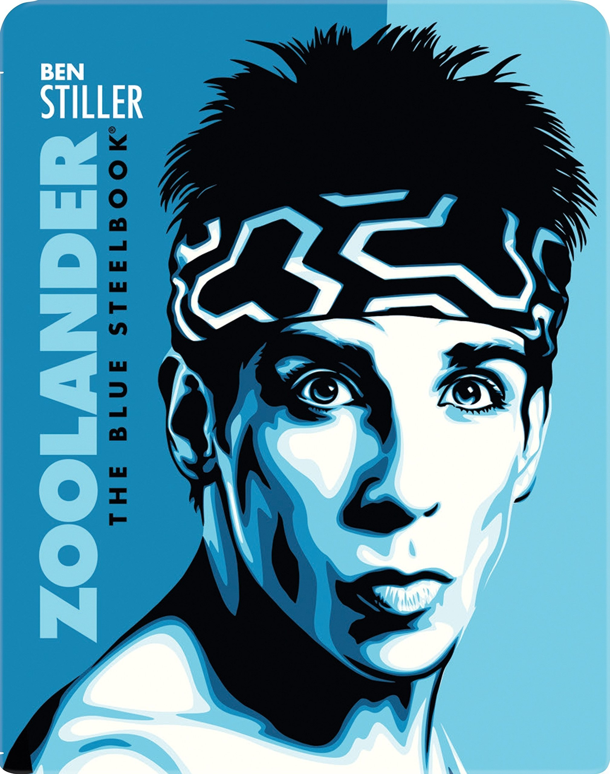 Zoolander The Blue Steelbook Blu-ray Review