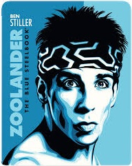Zoolander The Blue Steelbook Blu-ray